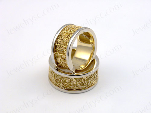 Golden Ring Image Golden Rings Jewelry